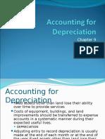 Lecture No. 3 Depreciation,Depletion and Cashflow