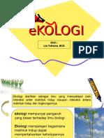 Tamu 7- Ekologi