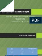 Infecciones en neonatología