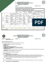 Protocolo de Registro y Evaluación Lúdica