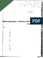 Metodologia y Tecnica de La Clase Yakoliev