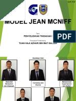 Model Jean McNiff