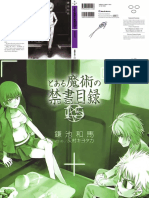 Toaru Majutsu No Index - Volume 15