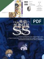 Toaru Majutsu No Index - Volume SS1