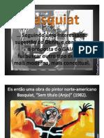 A Arte de Basquiat