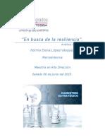 Análisis-En busca de la resiliencia