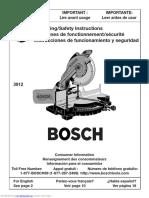 Bosch 3912