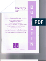 Psychotherapy Bulletin 30 (1) Spring 1995