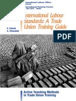 ILO Trade Union Training Guide