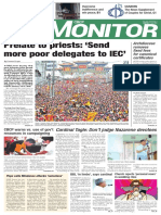CBCP Monitor Vol. 20 No. 01
