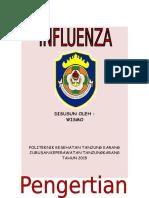 Lembar Balik Influenza