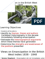 Caribbean Historiography in the Decade after Emancipation.pptx