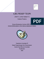 buku ilmu resep teori kelas XII SMF