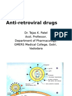 anti-retro viral drugs