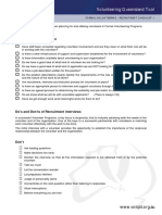 Formal Volunteering Tool - Recruitment Checklist.pdf