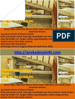 Desain Dapur Sederhana, Desain Dapur Sederhana Murah, Desain Dapur Sederhana unik, +6281,23,2626,994