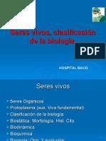 Seres Vivos,Biologia, Estructura y Funcion Celular