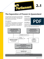 Factsheet 2.1 SeparationOfPowers