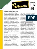 Factsheet 3.12 EstimatesProcess