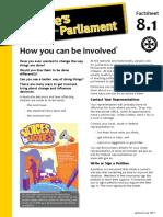 Factsheet 8.1 WhatCanIDoAboutIt