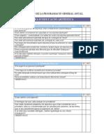 instrument avaluació de la programació general