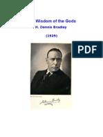 The Wisdom of the Gods - H Dennis Bradley