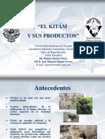 el kitam (Pecari) y sus productos. México.