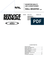 AOH24LMAM2 SERVICE MANUAL FUJISTU GENERAL