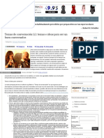 Www Viveaunmejor Com Temas de Conversacion(1)