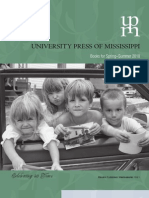 University Press of Mississippi Spring-Summer 2010 catalog