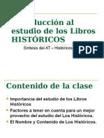 01 Introduccion a Los Libros Históricos Web