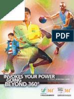 361 Degree 2015 Annual Report