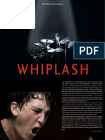 Digital Booklet - Whiplash (Original