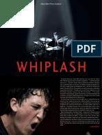 Digital Booklet - Whiplash (Original