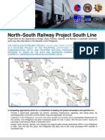 North-south Railway Project South Line