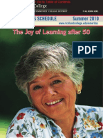 Emeritus Summer 2010 Program