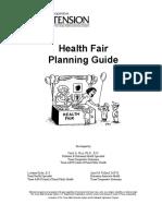 Health Fair Planning Guide