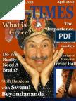 OM-Times Magazine April 2010 Edition
