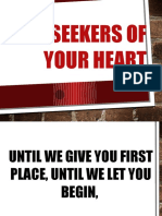 Seekers of Your Heart
