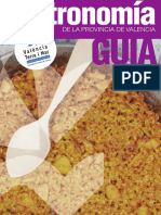Guia Gastronomia 2015