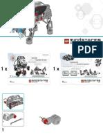 Lego instructions to build elephant