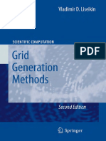 Grid Generation Methods. 2nd Ed. - [Liseikin]