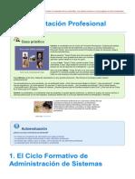 Tema 1- Auto-Orientación profesional