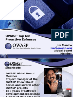 OWASP Top Ten Proactive Controls v2