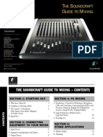 A General Guide to Mixing