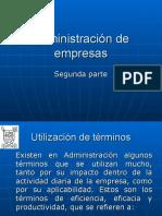 Administracion de empresas2
