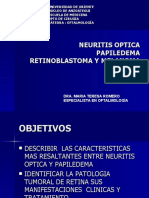 Tema 11 Neuritis Optica y a