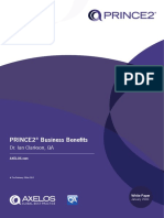 8874 WP PRINCE2 Business Benefits