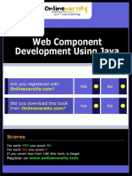 Web Component Development Using Java_INTL