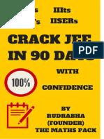 Crack Jee in 90 Days